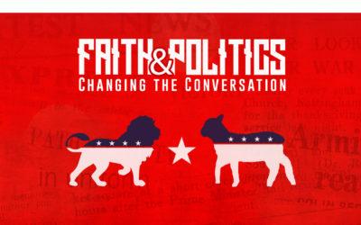 Faith and Politics – Red Christians and Blue Christians